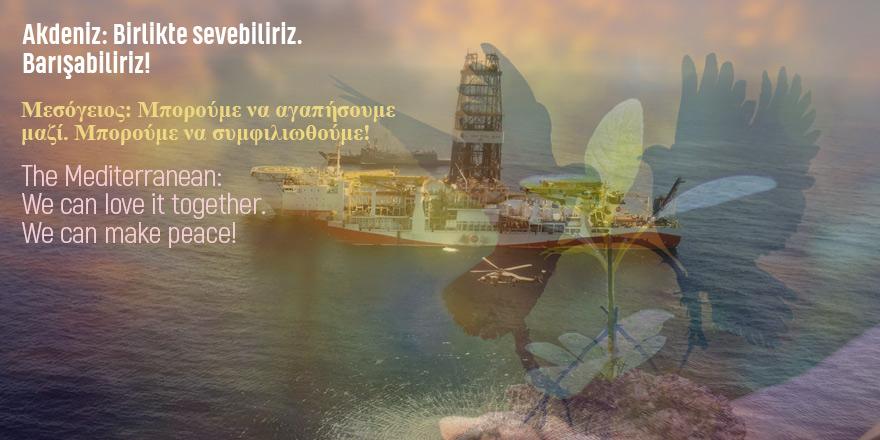 """""""Akdeniz: Birlikte sevebiliriz – Barışabiliriz"""""""