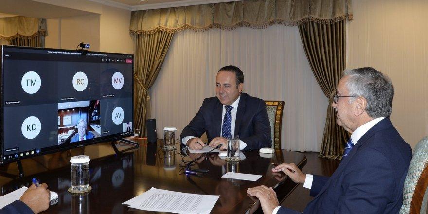 Guterres seçim sonrası 5+BM toplantısını yineledi