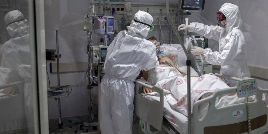 Türkiye'de Coronavirüs: En yüksek günlük can kaybı açıklandı, 'hasta' sayısı 7 bini geçti