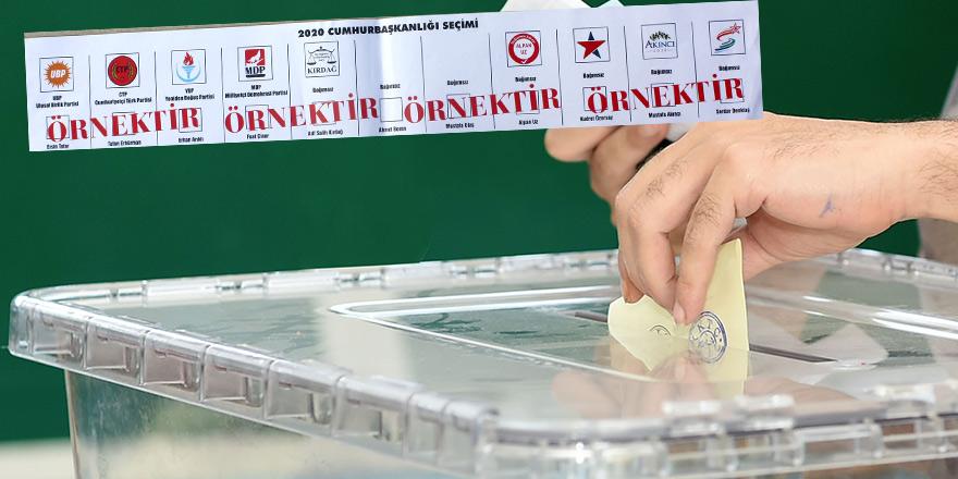 198 bin 867 seçmen oy kullanacak
