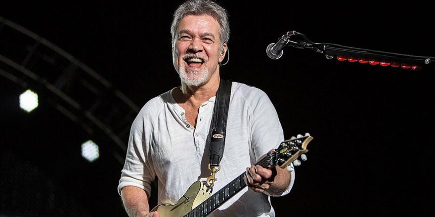 Rock dünyasının acı günü: Eddie Van Halen hayatını kaybetti
