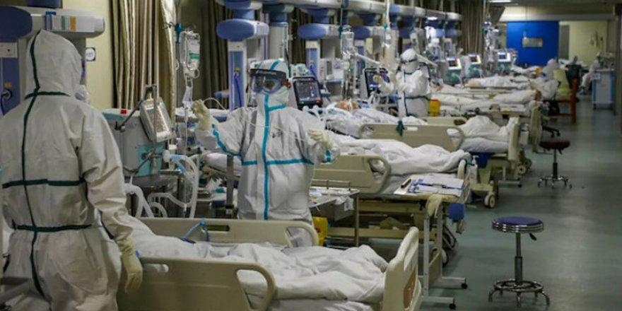 Türkiye'de Coronavirüs nedeniyle 78 kişi daha hayatını kaybetti, 2322 yeni 'hasta' tespit edildi