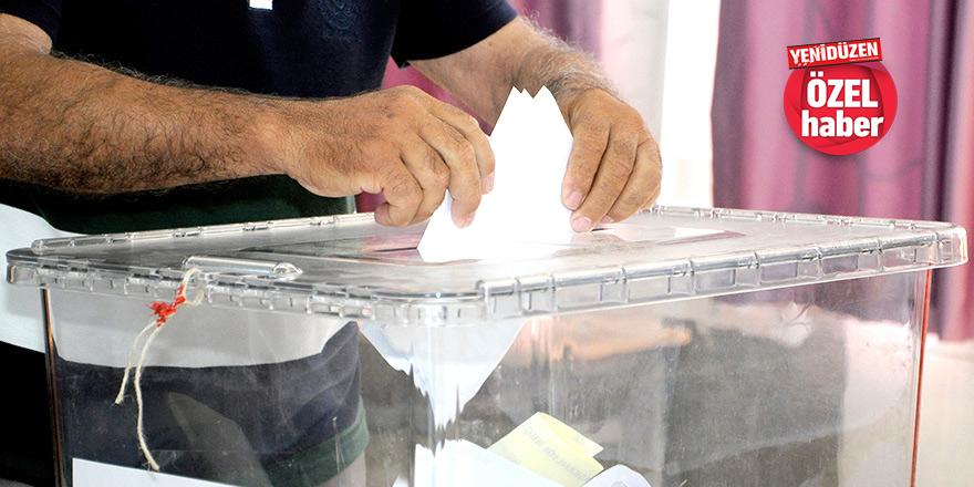 Karantinadakiler oy kullanmayacak