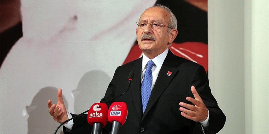 Kılıçdaroğlu'nun Kıbrıs programı açıklandı