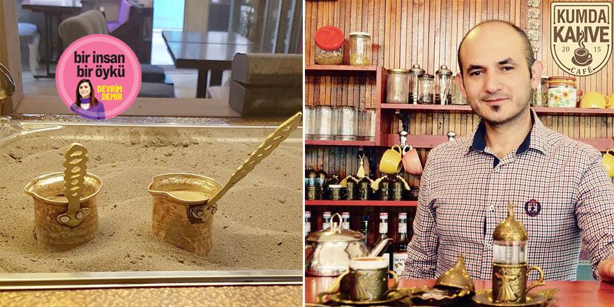 Kahve kültürü Arasta'da dumanlandı