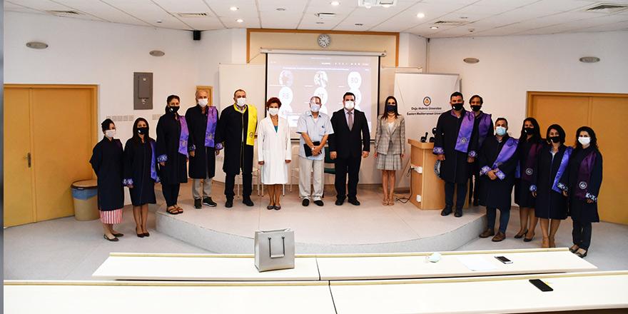 DAÜ, 2020-2021 Akademik Yılı açılış töreni gerçekleşti