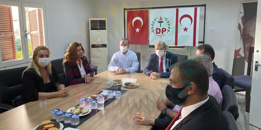 DP'den Tatar'a oy çokluğu ile destek