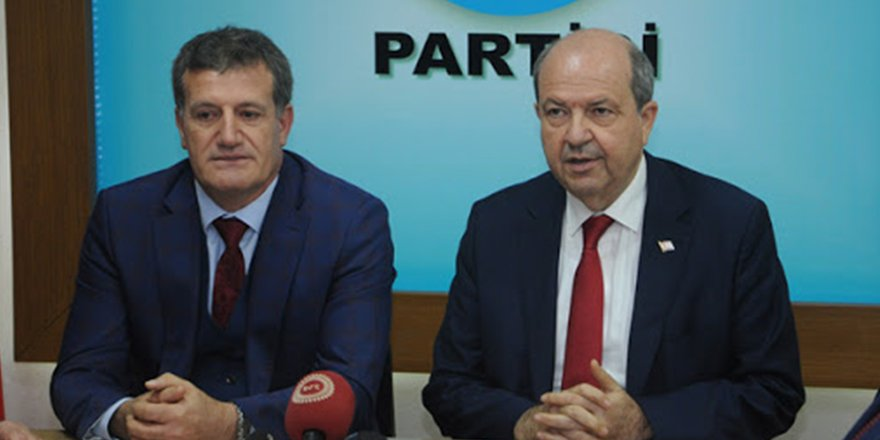 YDP ikinci turda Ersin Tatar'ı destekleyecek
