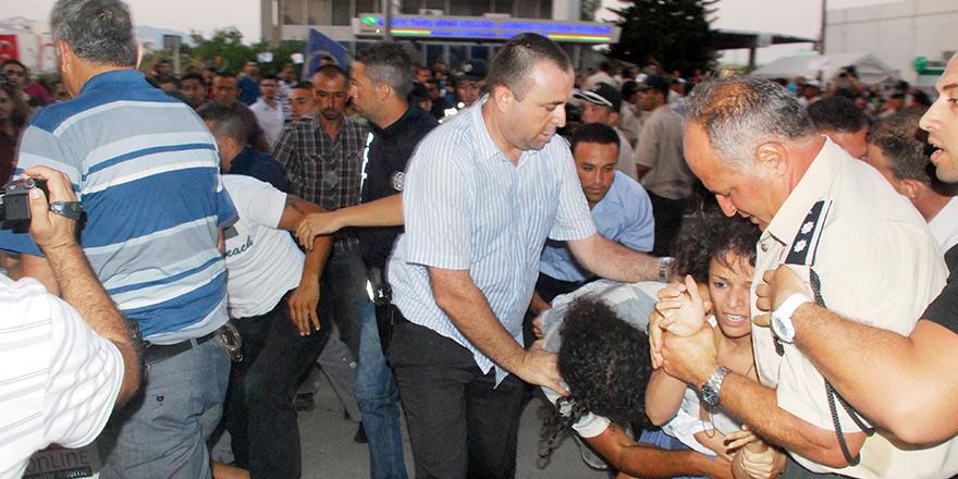 DAÜ-SEN: Polis mahkum edildi