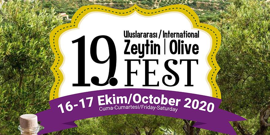 Zeytin Festivali sosyal medyaya taşınıyor