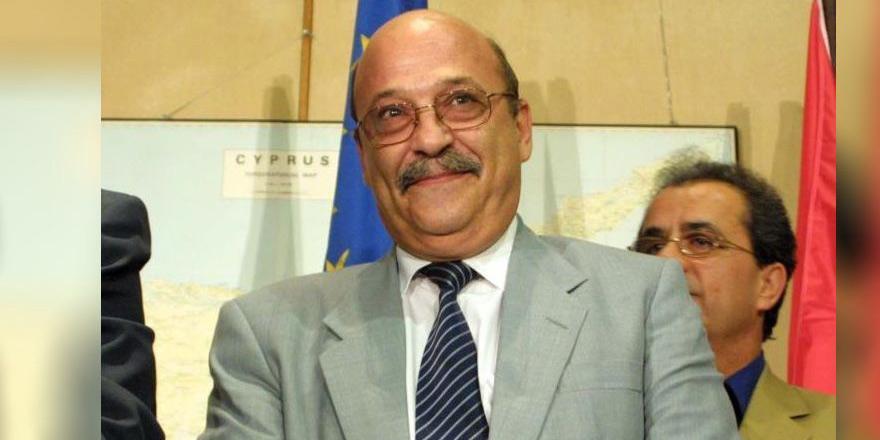 Güneyde 12. Meclis Başkanı Adamos Adamou