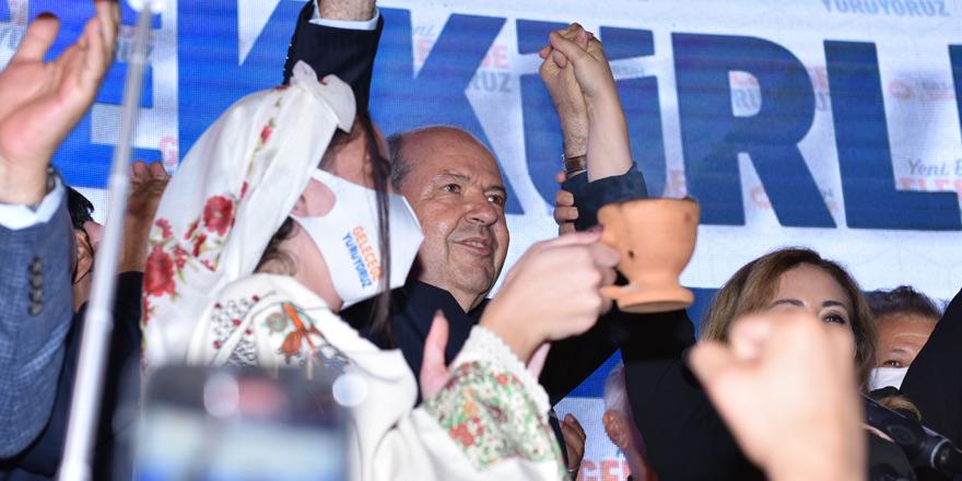 Tatar 5. Cumhurbaşkanı oldu