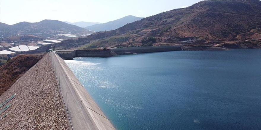 5 yılda 236 milyon 457 bin metreküp su