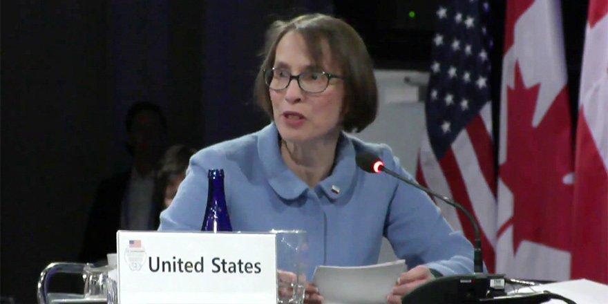 ABD'nin Lefkoşa Büyükelçisi Garber, Tatar'ı kutladı