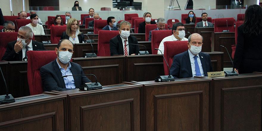Meclis'ten 'kısa' toplantı