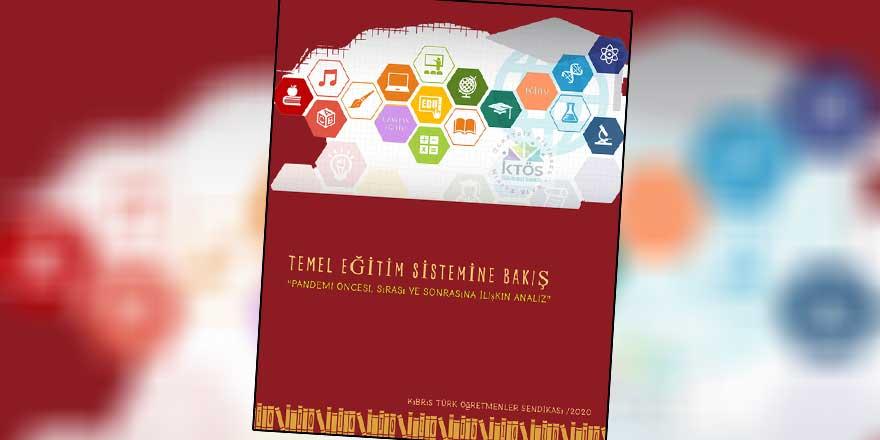 """""""Temel Eğitim Sistemine Bakış"""" kitabı dijital formatta yayınlandı"""