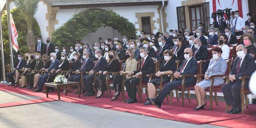 Ersin Tatar, resmen Cumhurbaşkanı