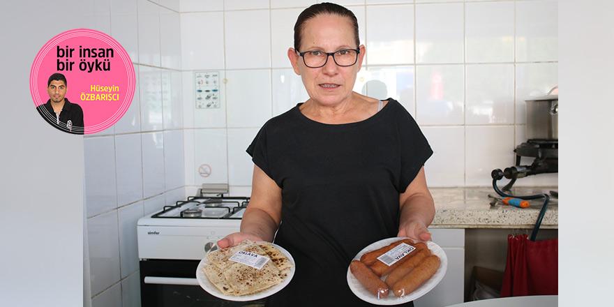Havva Rende 25 yıldır mutfakta…