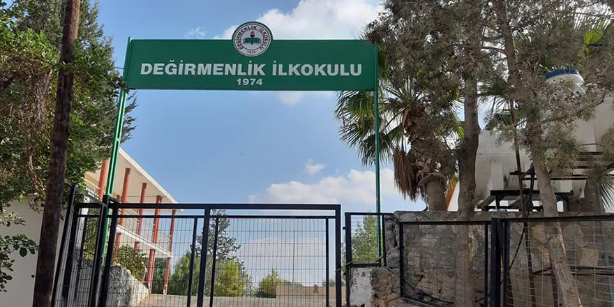 Değirmenlik İlkokulu kapatıldı