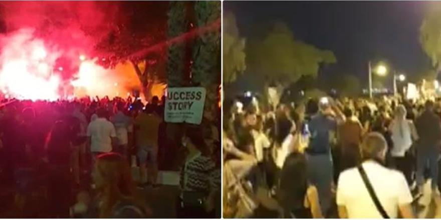 Limasol'da olaylı gece