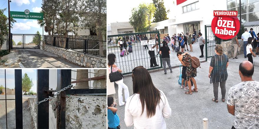 Okullarda'COVİD- 19 SANCISI'