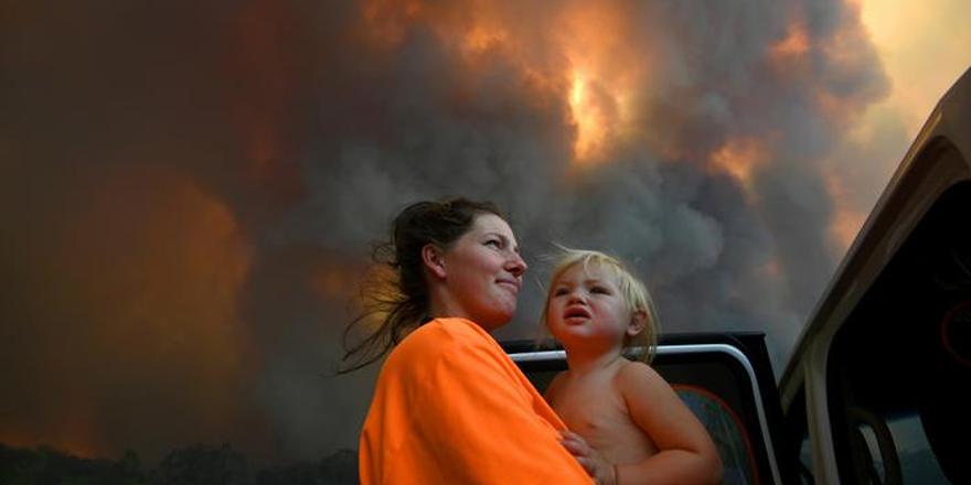 İklim krizi: Çok sayıda büyük doğa felaketine hazırlıklı olun