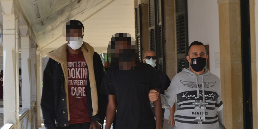 Güzelyurt'ta uyuşturucu operasyonu  6 kişi tutuklandı
