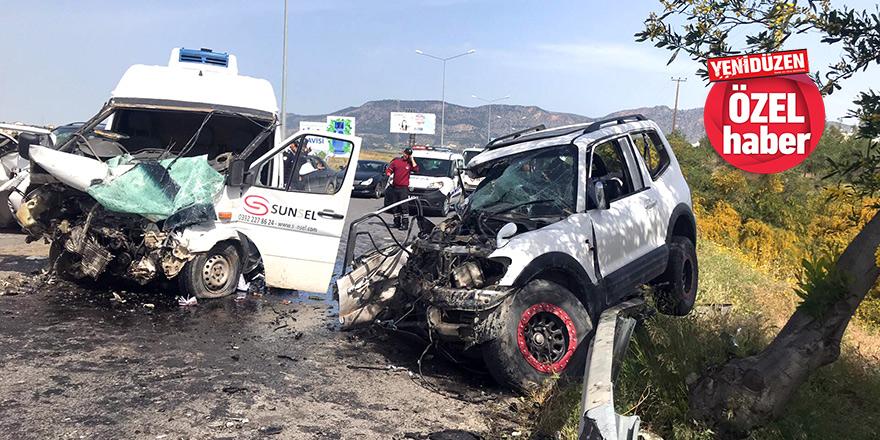 Trafikte acı reçete!  12 yılda  407 kayıp