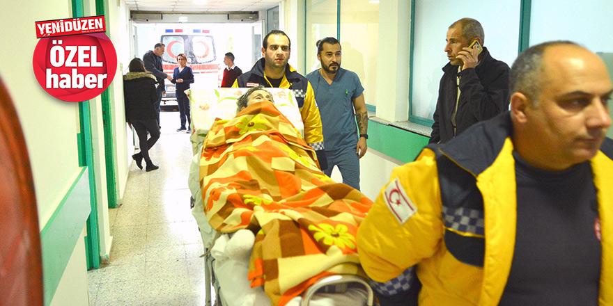 Hastanede  'kış ve salgın'  endişesi