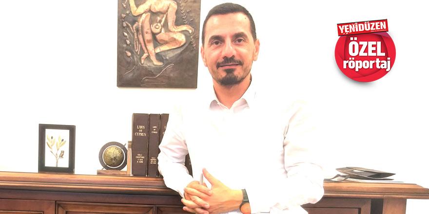 """Barolar Birliği Başkanı Hasan Esendağlı:    """"Yargı, açık hedef haline getirildi"""""""