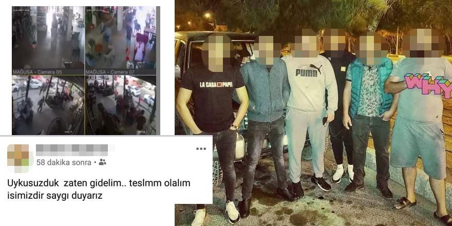 Cafe Pascucci'yi basan 5 şahıs tutuklandı