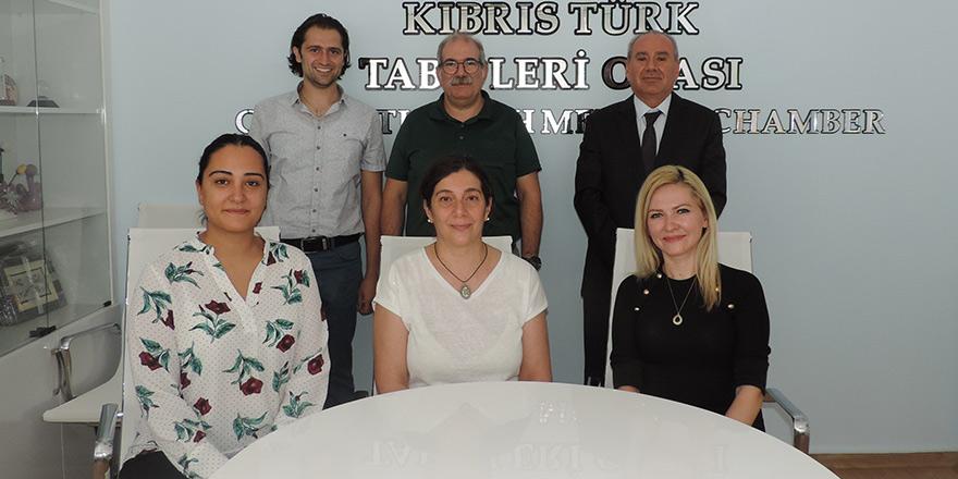 Kıbrıs Türk Tabipleri Odası'nda görev dağılımı yapıldı