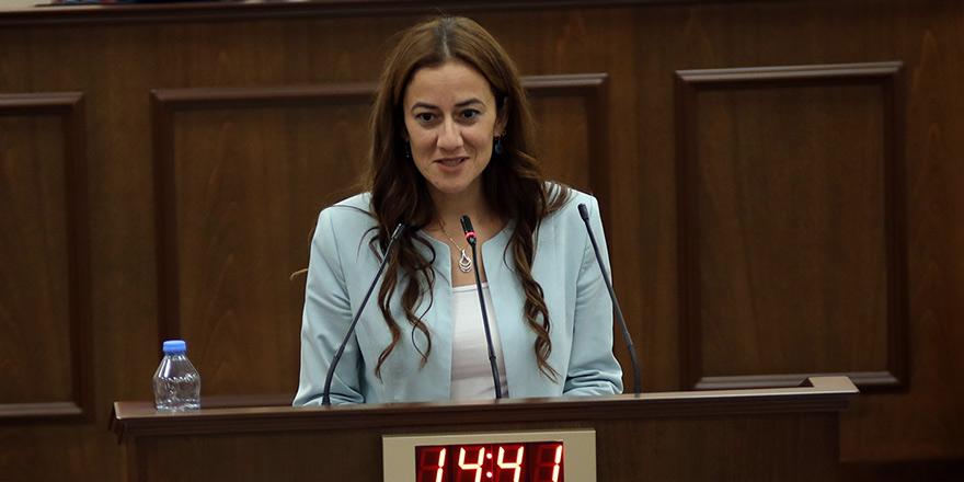 """""""Tatar, ben sizin çocuklarınızın hakkını gasp ediyorum desin"""""""