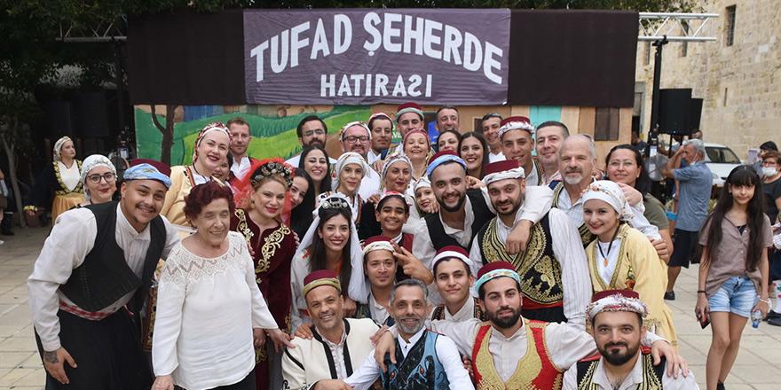 TUFAD ŞEHERDE buluştu