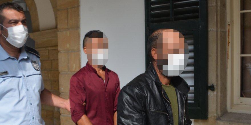 Askeri bölgeyi ihlalden 4 tutuklu