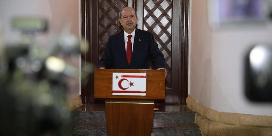 """Tatar: """"Artık iki devletten bahsedilmeli…"""""""