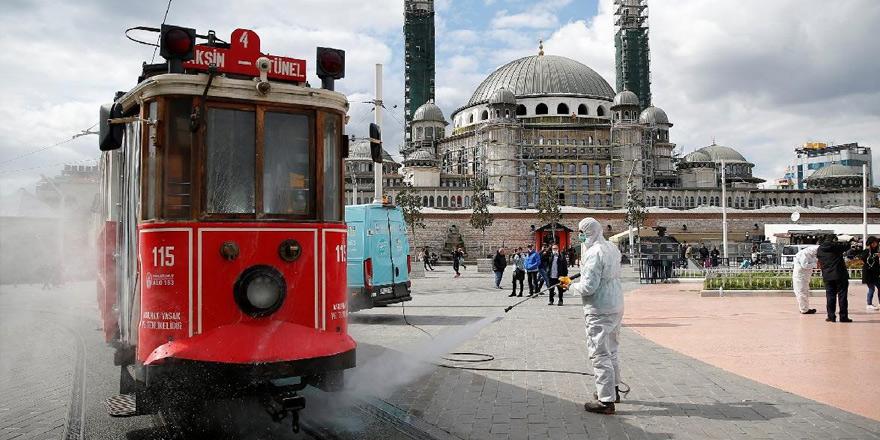 Türkiye 23-24-25 Nisan'da tam kapanıyor