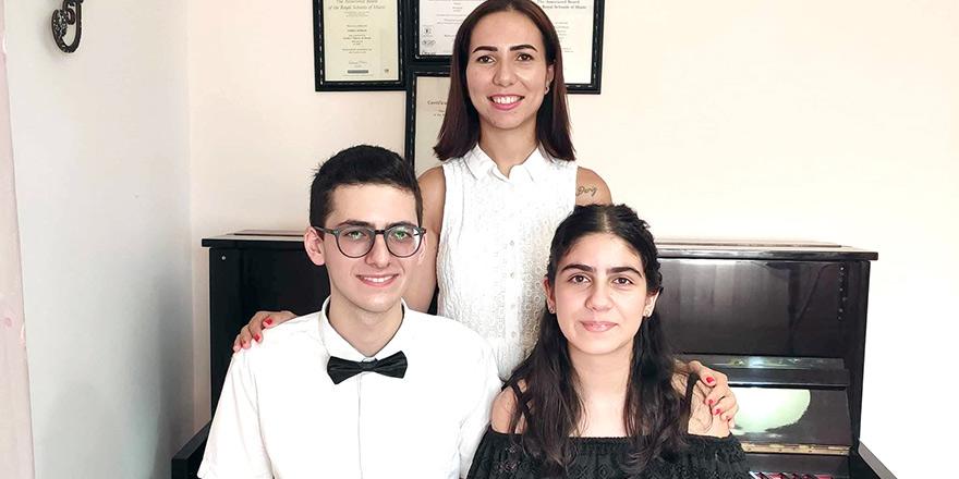 Kıbrıs'ta bir ilk… Betmezoğlu kardeşler uluslarası konserde yer alacaklar