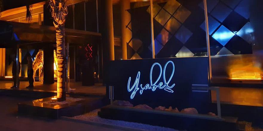 Ysabel Çarşamba Cuma ve Cumartesi geceleri hizmet verecek