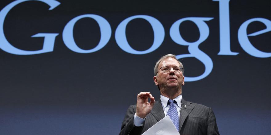 Google eski CEO'suna Kıbrıs vatandaşlığı