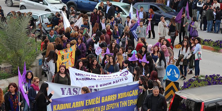 Kıbrıs Feminist İnisiyatifi: Rızamız yok