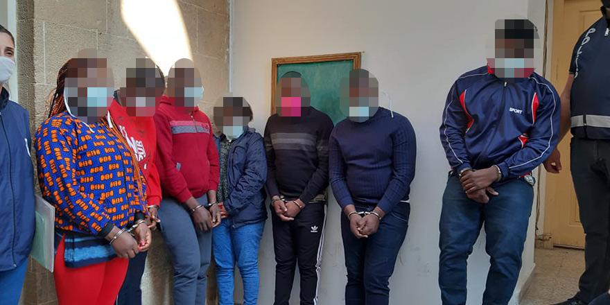 Polis: 16 kilo uyuşturucu Ercan'dan girdi!