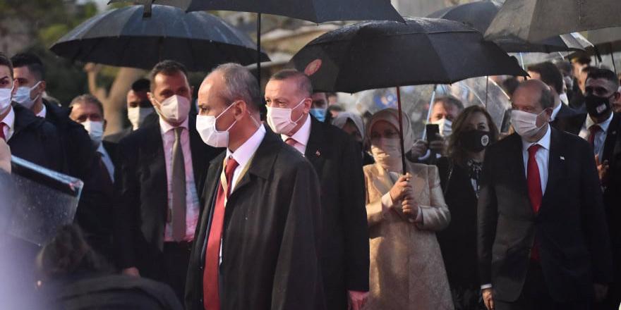 Erdoğan Maraş'ta!