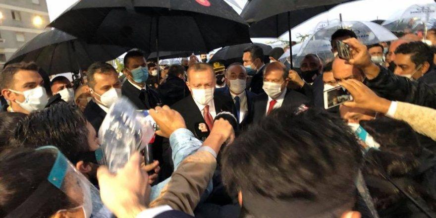 Erdoğan'ın Maraş ziyareti, AB gündeminde