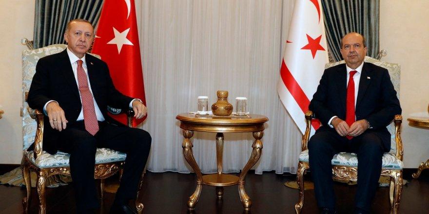 Tatar ve Erdoğan yaklaşık iki saat görüştü