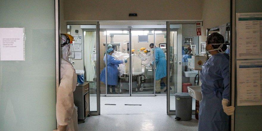 Türkiye'de Coronavirüs: 170 kişi daha hayatını kaybetti, 8 bin 962 yeni 'vaka' tespit edildi