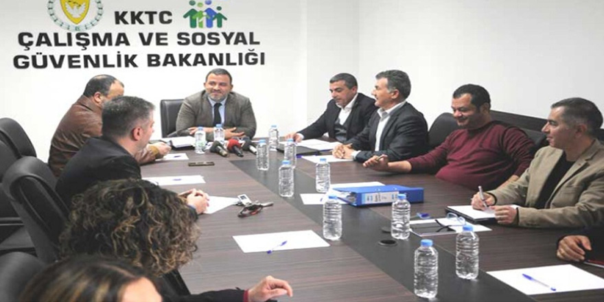 Asgari Ücret Tespit Komisyonu ikinci kez toplanıyor