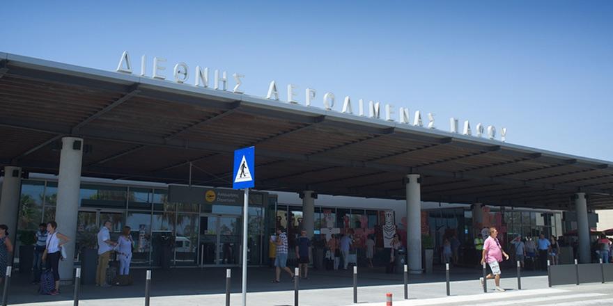 Baf Havaalanı'na uçuçlar durdu