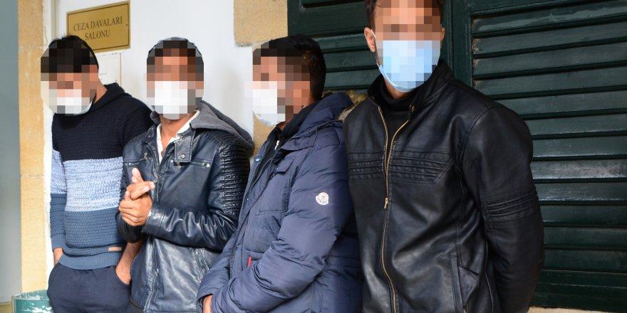 Kaçakların ikisi üniversite öğrencisi