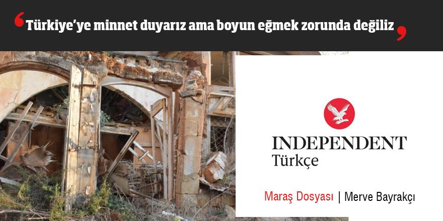 Maraş'a bir bakış | Independent Türkçe